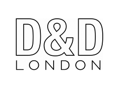The logo of D&D London, the restaurant group behind fine-dining venues such as Aster, Avenue, Quaglino's and Skylon