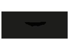 The logo of Gainsborough Silks, fine weavers and dye house