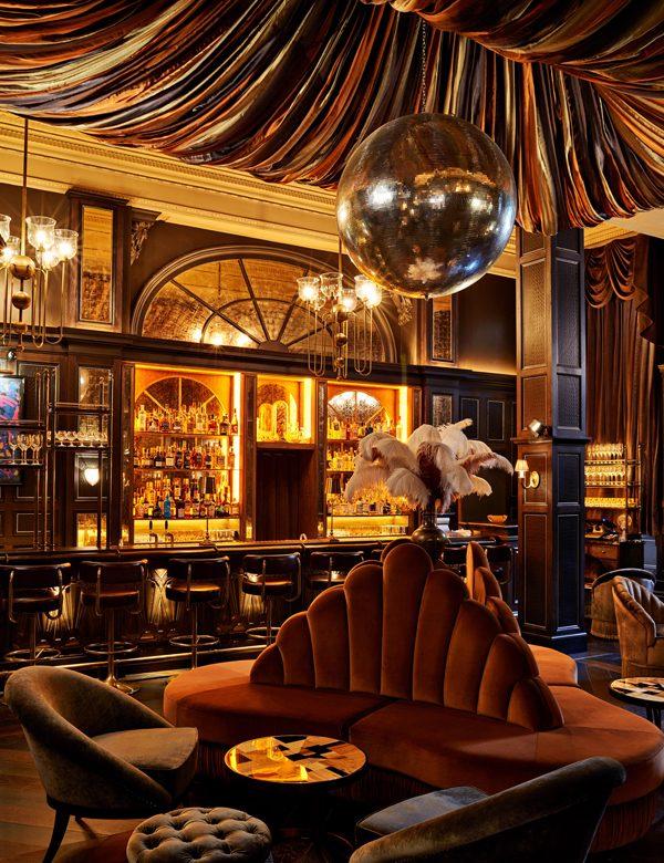 Fitz Bar | Kimpton Fitzroy London - Russell Sage Studio ...